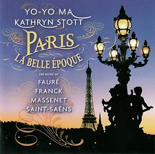 Yo-Yo Ma-Kathryn Stott: Paris La Belle Epoque/CD-Top-stato