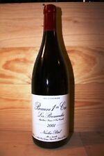 2001 Beaune premier cru-Les Bressandes-Nicolas potel-Grand vin de Bourgogne