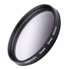 52mm Graduated Grey Graduated ND8 Neutral Density Filter For Nikon Canon Sony