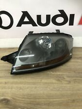 AUDI TT MK1 98-06 8N FACELIFT LEFT N/S XENON HEADLIGHT 8N0941003BN SILVER - GREY