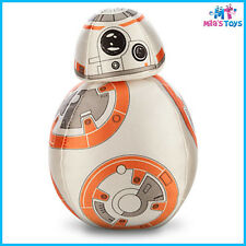 "Disney Lucasfilms Star Wars The Force Awakens BB-8 7 1/2"" Plush Doll Toy bnwt"