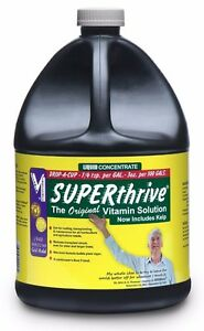 Superthrive Hydroponic Liquid Vitamin Solution - 1 Gallon