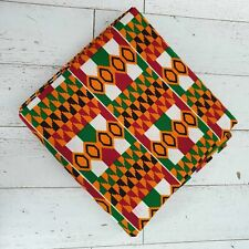 Supreme Kente Fabric - Style 10