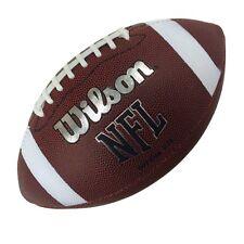 WILSON NFL Bin (BULK) palla dimensioni ufficiali Football Americano