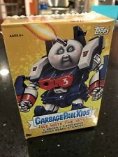 GPK Topps 2018 Garbage Pail Kids S1 We Hate the 80's Value sketch BLASTER BOX