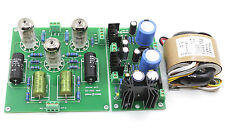 Assembeld Ground Grid gg Preamplifier + Psu Board + Transformer + Tubes