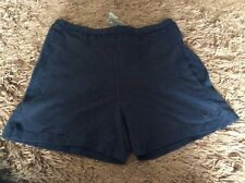GB 14/16 L Nike Shorts Blue Gym Running Sports Pockets Casual Elasica