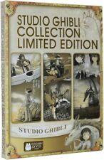 STUDIO GHIBLI  COLLECTION LIMITED EDITION DVD NEW SEALED FREE POST LIMITED STOCK