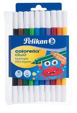Pelikan Colorella Duo Fasermaler 10er Etui