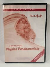 Conceptual Physics Fundamentals Paul G. Hewitt PC CD ROM MEDIA AUDIO EDITION NEW