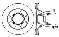Centric Parts 121.66034 Front Disc Brake Rotor
