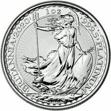 100 Pounds - 1 oz Platinum /Platin 2020 GB - Great Britain - England