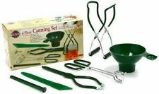 NORPRO 6 PIECE FOOD PRESSURE CANNING SET - NEW - FREE&FAST SHIPPING