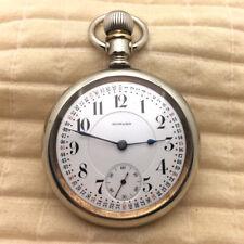 Company Railroad Pocket Watch New listing Vintage Howard Watch