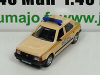 SOL45N Voiture 1/43 solido (Made in France) TALBOT HORIZON POLICIA (POLICE)