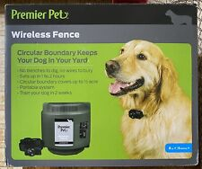 """Premier Pet Wireless Fence Pet Containment Model Gif00-16347 """"Transmitter Only�"""