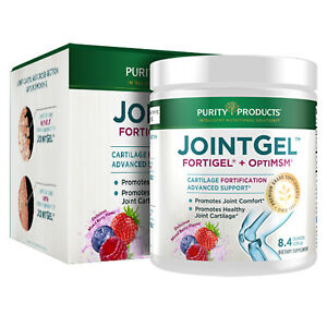 JointGel FORMULA - MIXED BERRY POWDER Purity Products Fortigel/OptiMSM