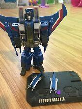 Hasbro Transformers Masterpiece, Masterpiece Thundercracker Toys R Us Exclusive