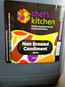 Pickling Condiment spiced or plain & clear also Malt Vinegar & Distilled Malt.
