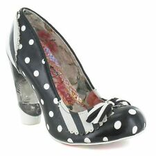 Irregular Choice Court Heels for Women's Spotted