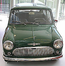 ROVER MINI 1959-2002 FRONT WINDSCREEN SAL/EST/VAN/CAB - HEATED WINDSCREEN