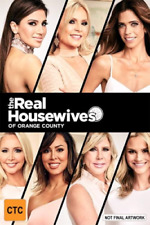 REAL HOUSEWIVES OF ORANGE COUNTY - SEASON 1 -12  - DVD - UK Compatible -  sealed