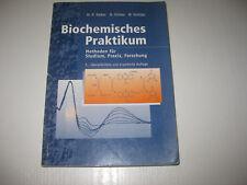 Biochemisches Praktikum von Kleber / Schlee / Schöpp 5. Aufl. 1997