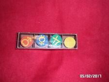 4 gommes gum - Sailor Moon  sailormoon Japan  vintage officielles