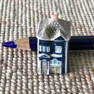 Dollhouse Miniature Cookie Jar Jug Hermania Anslinger Porcelain House 1261