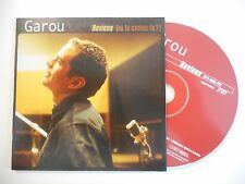 GAROU : REVIENS (OU TE CACHES TU ?) [ CD SINGLE ]