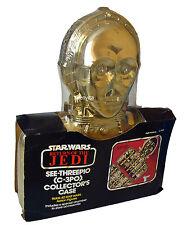 Star Wars 70440 - C-3PO Collector`s Case 1983 Kenner 4+ Neu/New