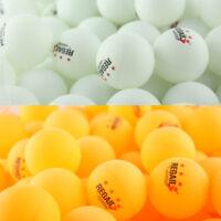 3-Star 40mm 30/100pcs Ping Pong Balls Table Tennis Balls Plastic Training Balls
