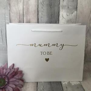 Mummy To Be Gift Bag, Mommy To Be Gift Bag, Luxury Gift Bag, Baby Shower Gift