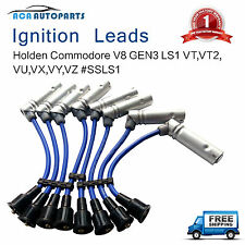 Ignition Leads For Holden Commodore V8 GEN3 LS1 VT,VT2,VU,VX,VY,VZ #SSLS1