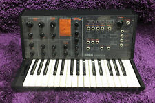 KORG MS-10 mini monophonic analog synthesizer w/Carrying Case 170303