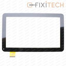 Schwarz Touchscreen Digitizer Glas komp. Mit Majestic TAB 311 3G