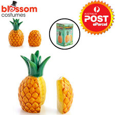 Set of 2 Pineapple Salt and Pepper Shakers