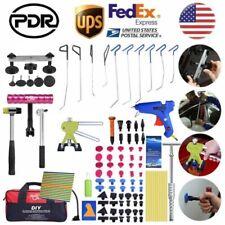 109x Paintless Dent Removal Hail Repair Puller Lifter Slide Hammer PDR Tools Kit