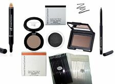Lot of 7 E.L.F. ELF Makeup Eye Shadows Concealer & Eye Pencil Brushes Mineral #1