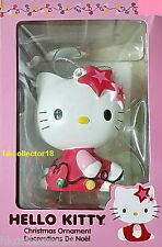 Hello Kitty Sitting with String Lights Decoration Hanging Ornament