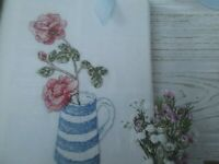 'In Full Bloom' Cross Stitch Chart  (only)