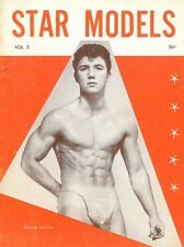 Star Models No.5, 1957, Vintage Gay Male Magazine