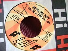 ROCKABILLY SOUL 45~GENE SIMMONS~KEEP THAT MEAT IN PAN/GO ON SHOES~W/Sleeve