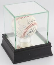 MLB Hall of Famers Multi Signed Baseball