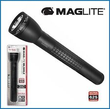 Maglite ML300LX LED Torch Flashlight 3rd Gen 625 Lumens Black 3-Cell D S3CC6