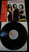 "GIPSY QUEENS BAMBINIS LP VINILO VINYL 12"" 1992 MOTOWN VG/VG SPANISH EDITION"