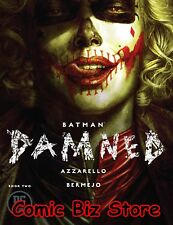 BATMAN DAMNED #2 (OF 3) (2018) 1ST PRINT BERMAJO MAIN CVR DC BLACK LABEL ($6.99)
