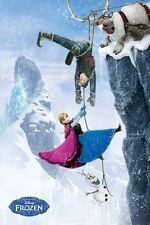 "Disney Frozen Movie - Hanging - Maxi Poster - 24"" x 36"""