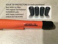 Tip Protectors - SET OF 4: Garrett Pro Pointer I, II, AT - USA Seller!