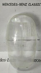 MERCEDES W108 W111 HEADLIGHT GLASS LENS